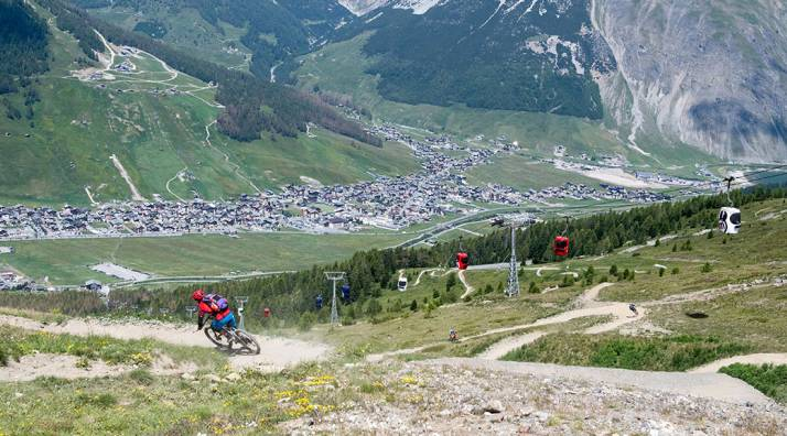 Bike Pass Free a Livigno